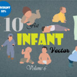 Free Infant Baby Vectors