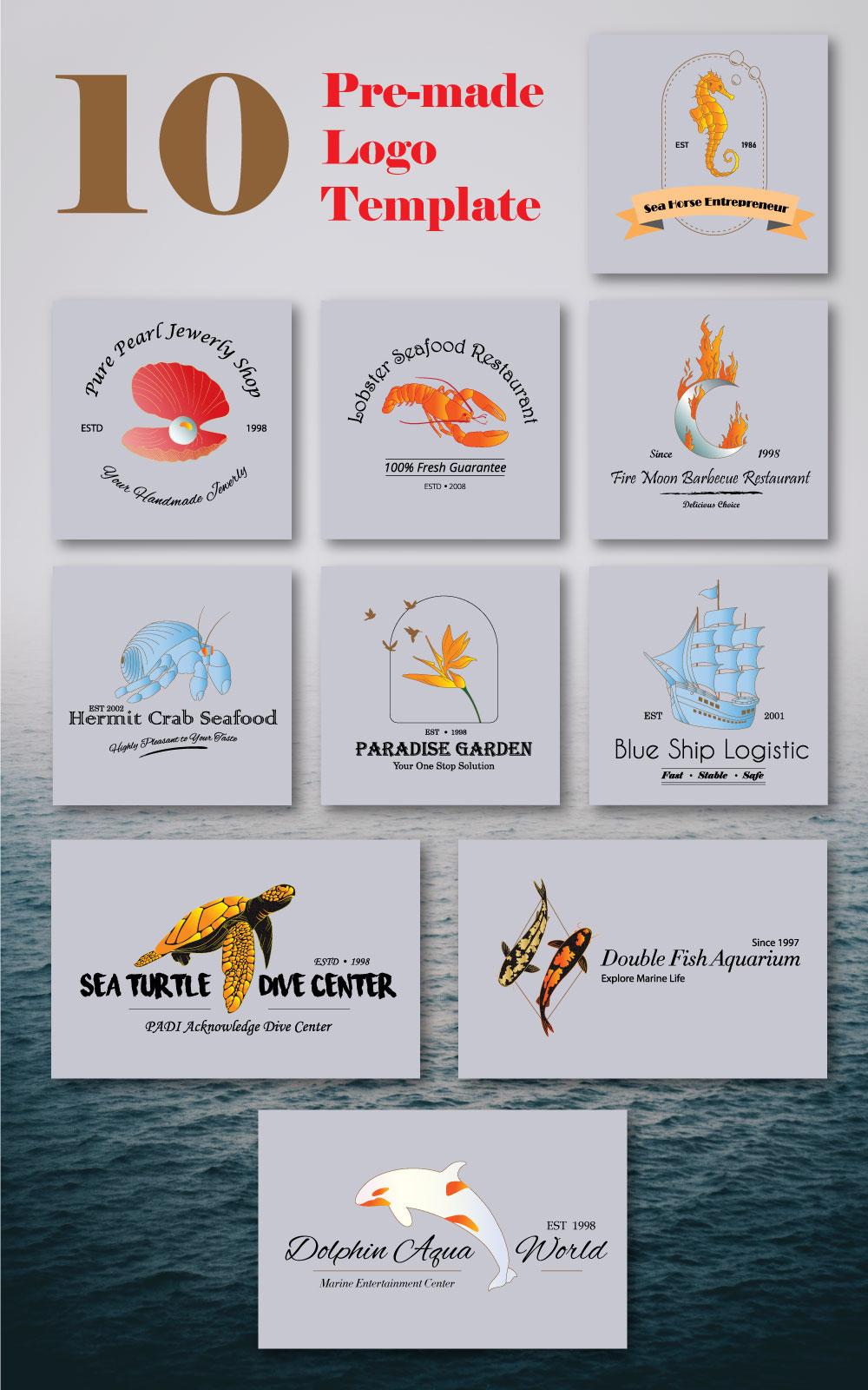 Ocean Mysteries Celestial Elements