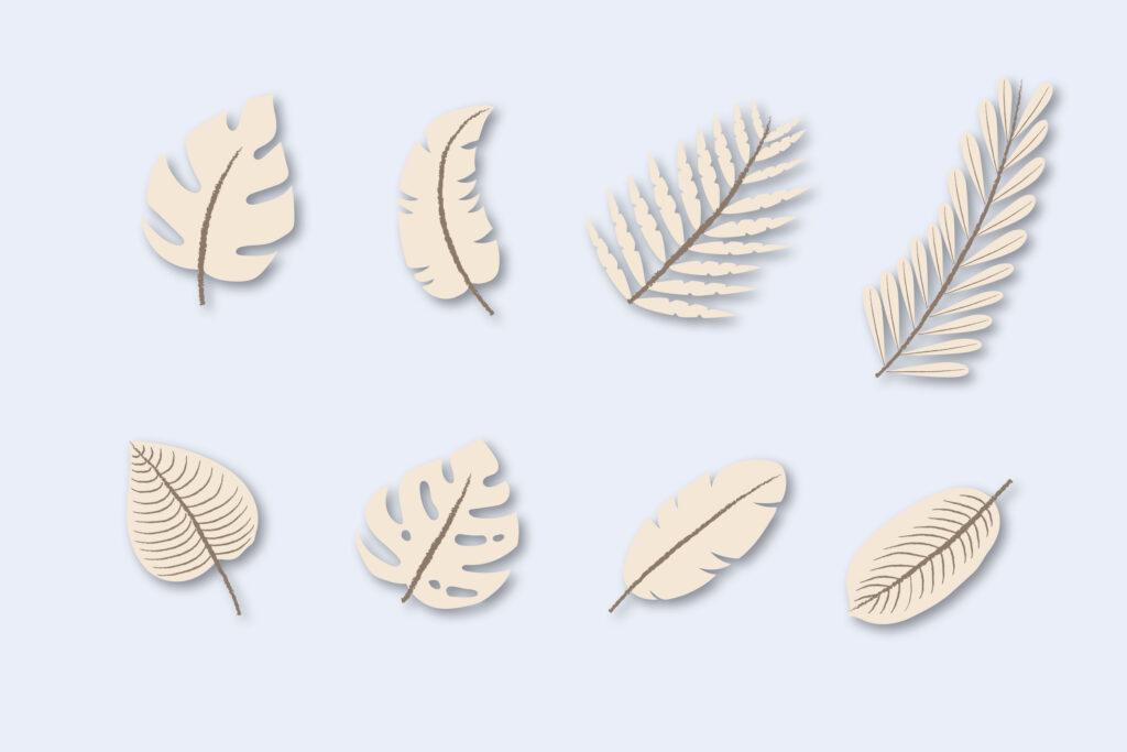 Leaf Elements