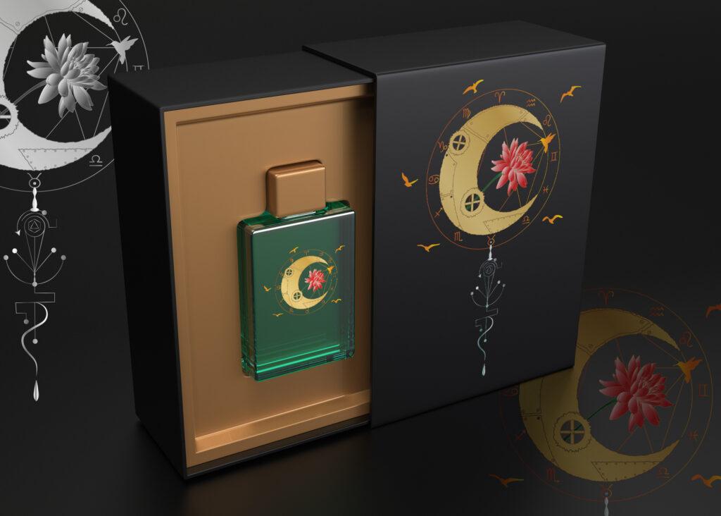 Perfume Box Mockup