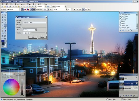 Paint Graphic Software