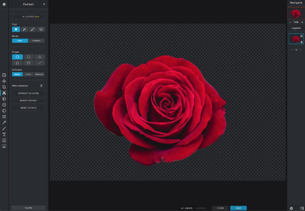 Photoshop Alternative Free Software, Pixlr Editor