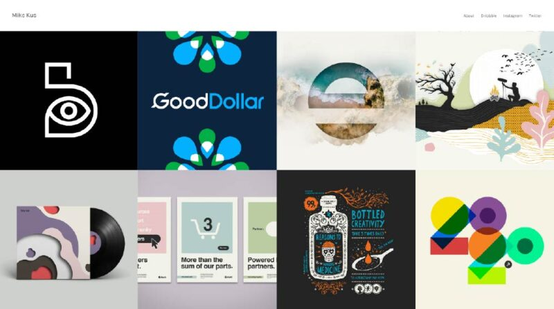 Mike Kus. How To Create An Awesome Graphic Design Portfolio