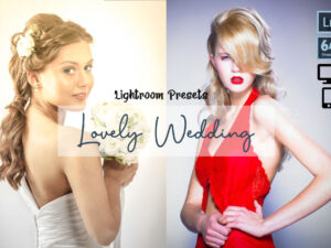Lovely Wedding Lightroom Preset