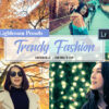 Trendy Fashion Lightroom Preset