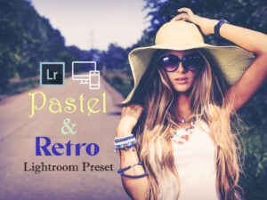 80 Pastel and Retro Lightroom Preset