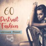 60 Portrait Fashion Lightroom Preset