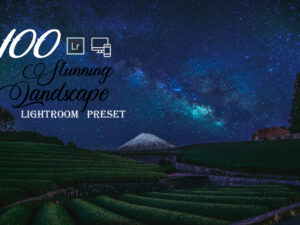 100 Stunning Landscape Lightroom Preset