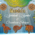Mandala Spiritual and Ritual Symbols with Creative Shape